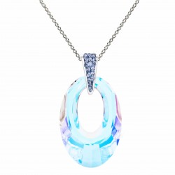 Helious Pendant With Crystals From Swarovski®