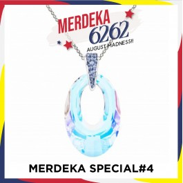 [MS#4] Helious Pendant With Crystals From Swarovski®