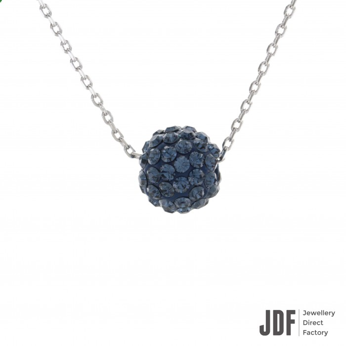 d8c7ceece Lollipop Necklace With Crystals From Swarovski®