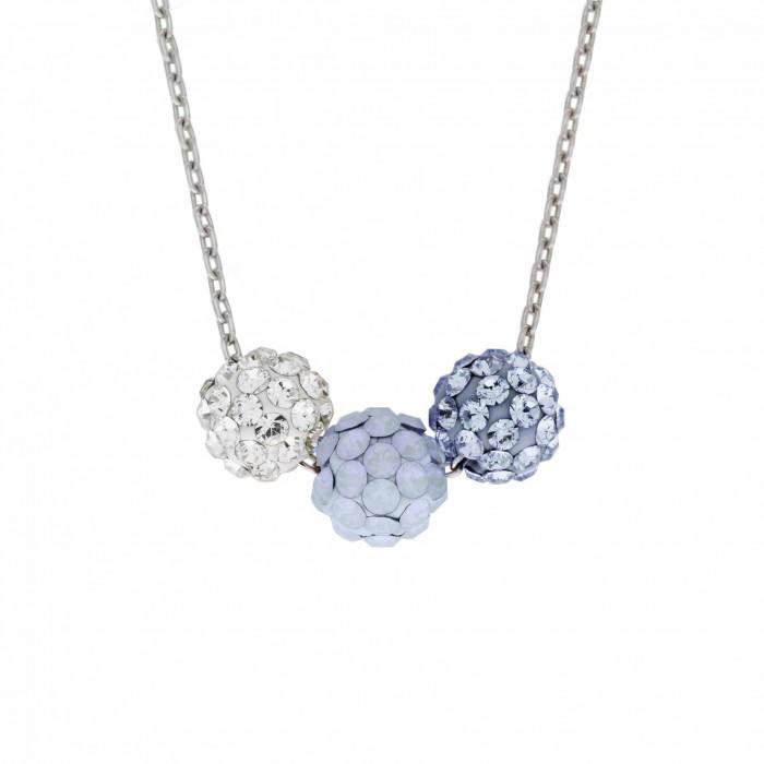 d039286af Tri Lollipop Necklace With Crystals From Swarovski®