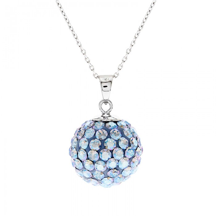 854b7b560 12mm Lollipop Necklace With Crystals From Swarovski®