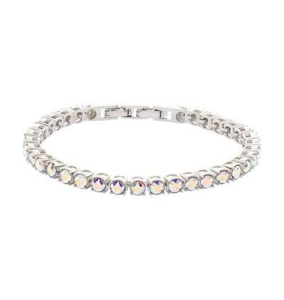 Tennis Bracelet With Crystals from Swarovski®