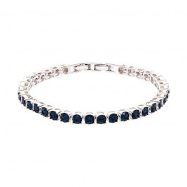 Tennis Bracelet With Crystals from Swarovski®