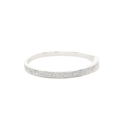 Classic Bangle with Crystals from Swarovski®