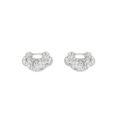 Auspicious Earrings with Crystals from Swarovski®