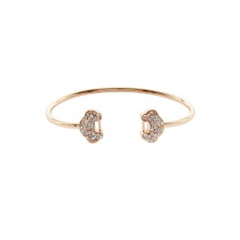 Auspicious Bangle with Crystals from Swarovski®
