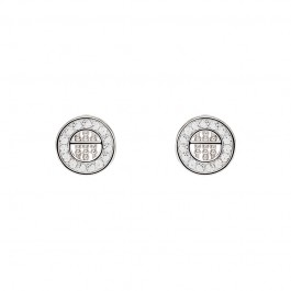 Prosperity Earrings with Crystals from Swarovski®