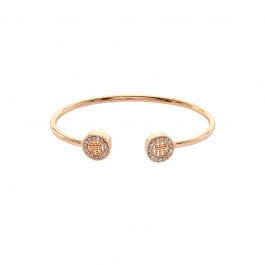 Prosperity Bangle with Crystals from Swarovski®