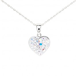 Cupid's Love Pendant with Crystals from Swarovski®