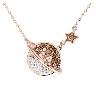 Via Lactea Pendant with Crystals from Swarovski®