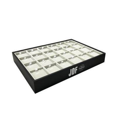 JDF Leather Jewelry Tray