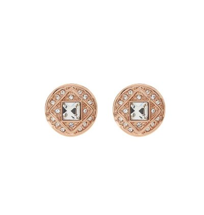Elegance Star Earrings with Crystals from Swarovski®